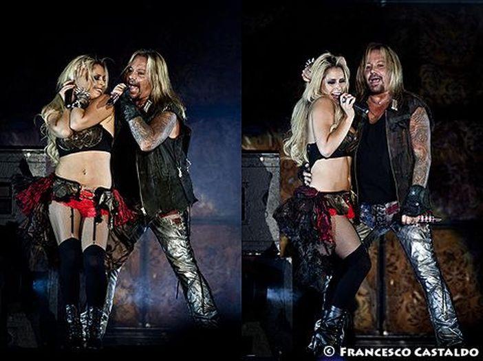Mötley Crüe e Alice Cooper al Mediolanum Forum di Assago: live report fotogallery