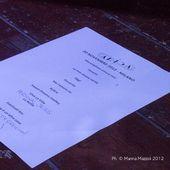 20 novembre 2012 - Showcase - Memo Club - Milano - Arisa in concerto