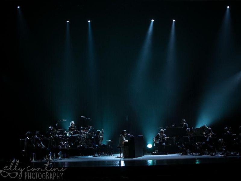 15 aprile 2019 - Teatro Regio - Parma - Elisa in concerto