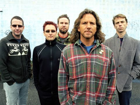 Pearl Jam, nuovo album: in studio anche Mike Einziger (Incubus)