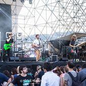 17 luglio 2014 - Goa Boa Festival - Arena del Mare - Genova - 1000 Degrees in concerto