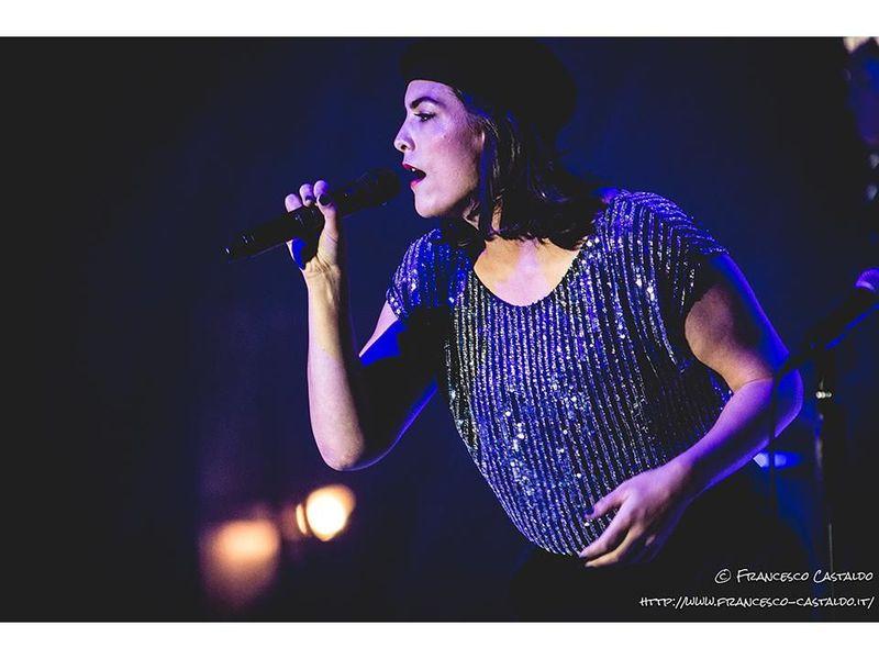 2 novembre 2016 - Teatro della Luna - Assago (Mi) - Caro Emerald in concerto