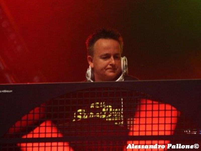 6 giugno 2014 - Autodromo - Monza - Dj Sash in concerto
