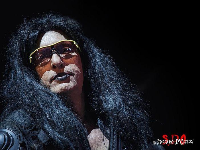 Richard Benson, il 'sovrano del thrash metal' a Roma: il report del concerto - FOTO