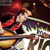 2 Luglio 2011 - 10 Giorni Suonati - Castello - Vigevano (Pv) - Brian Setzer in concerto