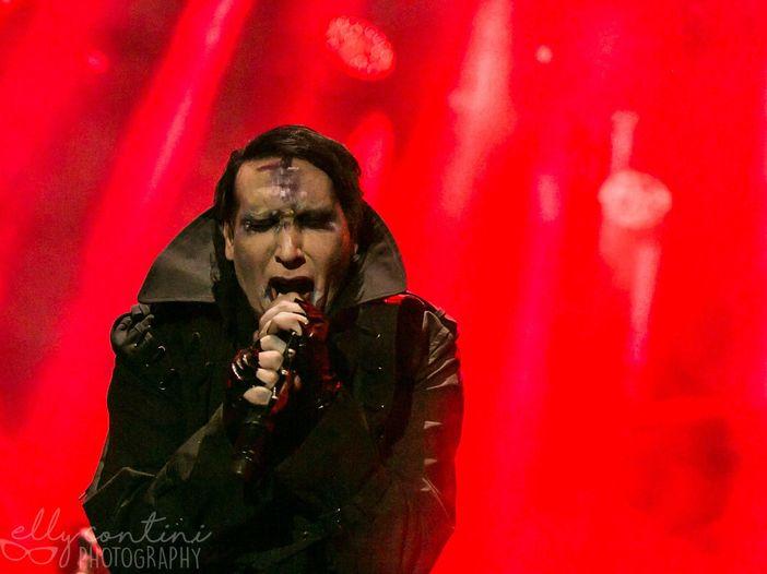 Marilyn Manson, morto a 49 anni il co-fondatore Daisy Berkowitz (Scott Putesky)