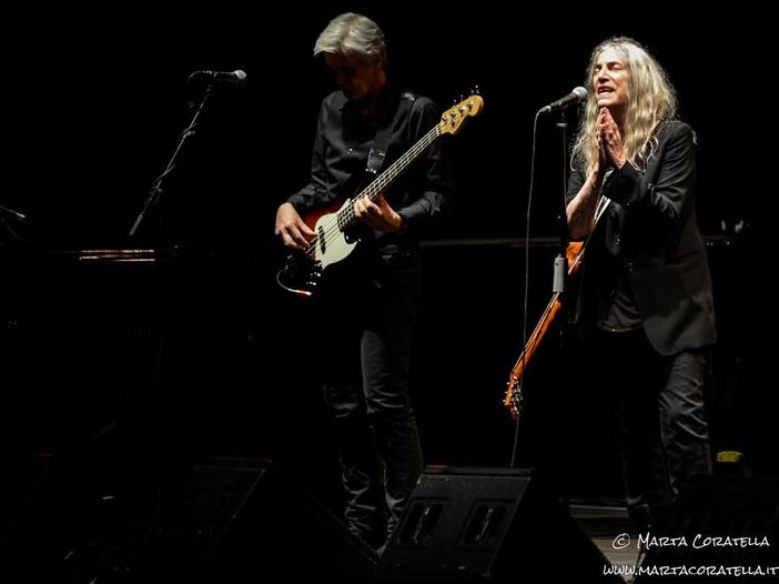 Concerti, Patti Smith: a luglio dal vivo al Lucca Summer Festival