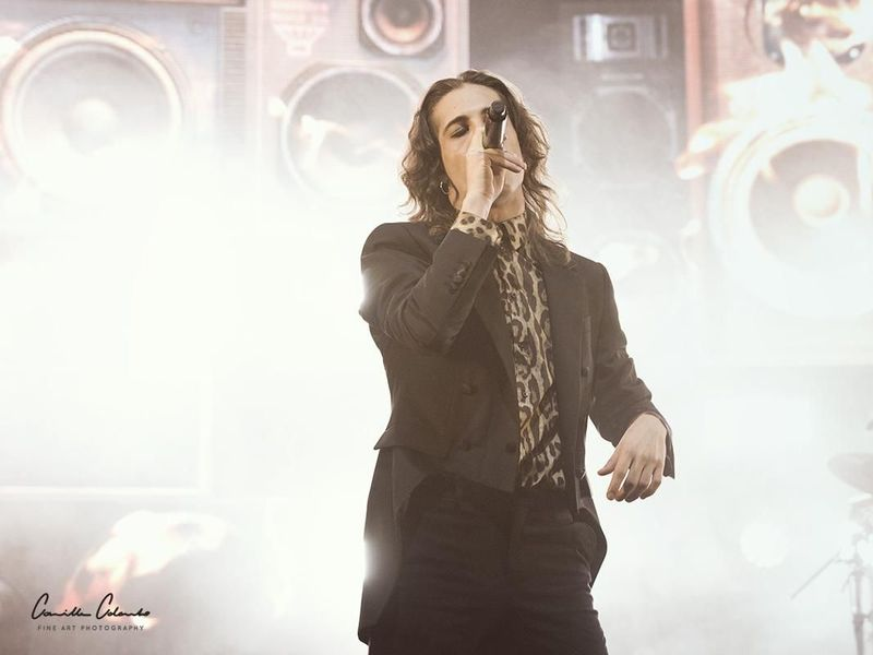 7 marzo 2019 - Estragon - Bologna - Maneskin in concerto
