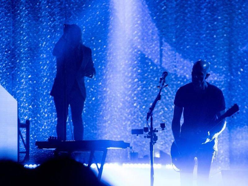 19 dicembre 2018 - Palazzo dello Sport - Roma - A Perfect Circle in concerto