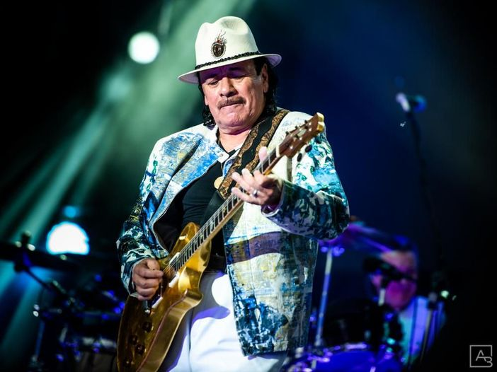 Woodstock 2019, Rolling Stone USA: Carlos Santana suonerà a Bethel