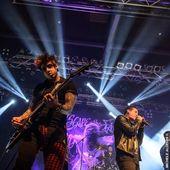 15 febbraio 2019 - Live Club - Trezzo sull'Adda (Mi) - Escape the Fate in concerto