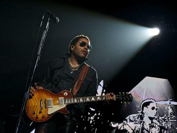 Concerti, Lenny Kravitz: tre date in Italia a luglio