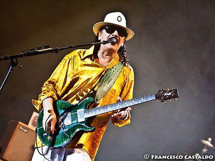 Santana: reunion della formazione originale e nuovo album a buon punto