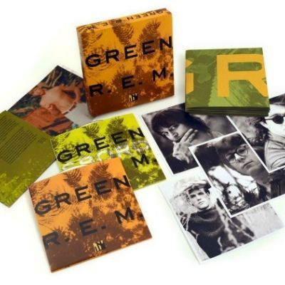 R.E.M. - GREEN (25TH ANNIVERSARY DELUXE EDITION)