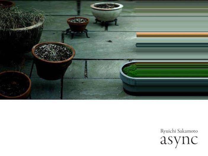 """Ryuichi Sakamoto: esce """"async"""", il suo primo album in otto anni - TRACKLIST/COPERTINA"""