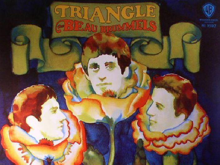"""La storia di """"Triangle"""" dei Beau Brummels"""