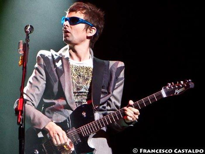 Muse, parla Matt Bellamy: 'Nuovo album a inizio 2015'