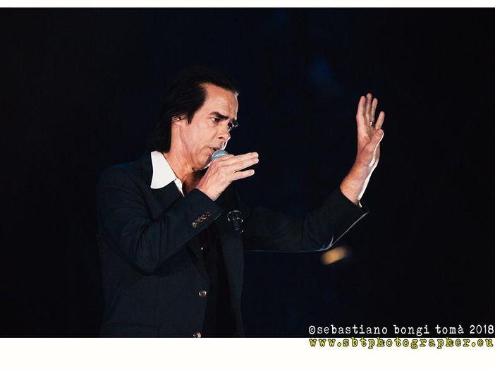 Per Nick Cave i 'Red Hand Files' sono un 'esercizio spirituale'