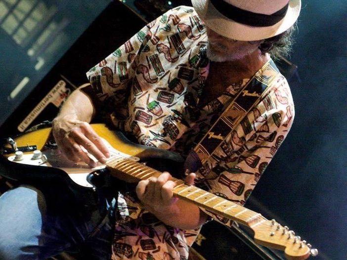 Tolo Marton, intervista con il chitarrista