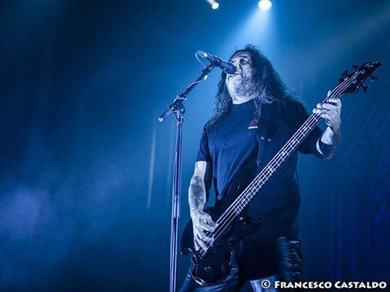 15 giugno 2013 - Gran Teatro Geox - Padova - Slayer in concerto