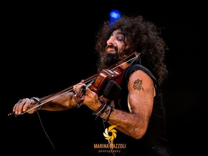Concerti: il tour di Ara Malikian in Italia