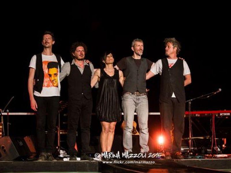 7 giugno 2015 - Andersen Festival - Baia del Silenzio - Sestri Levante (Ge) - Niccolò Fabi in concerto