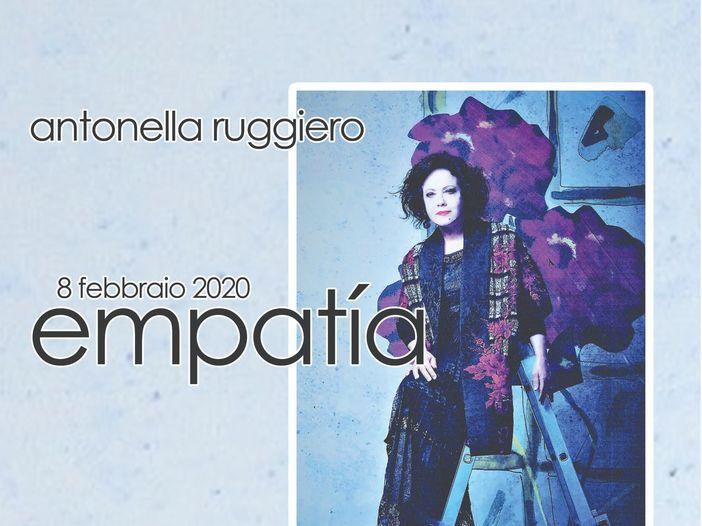 """Antonella Ruggiero, il nuovo album è """"Empatia"""""""