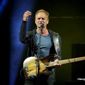 25 luglio 2017 - Parco della Lesa - Cividale del Friuli (Ud) - Sting in concerto