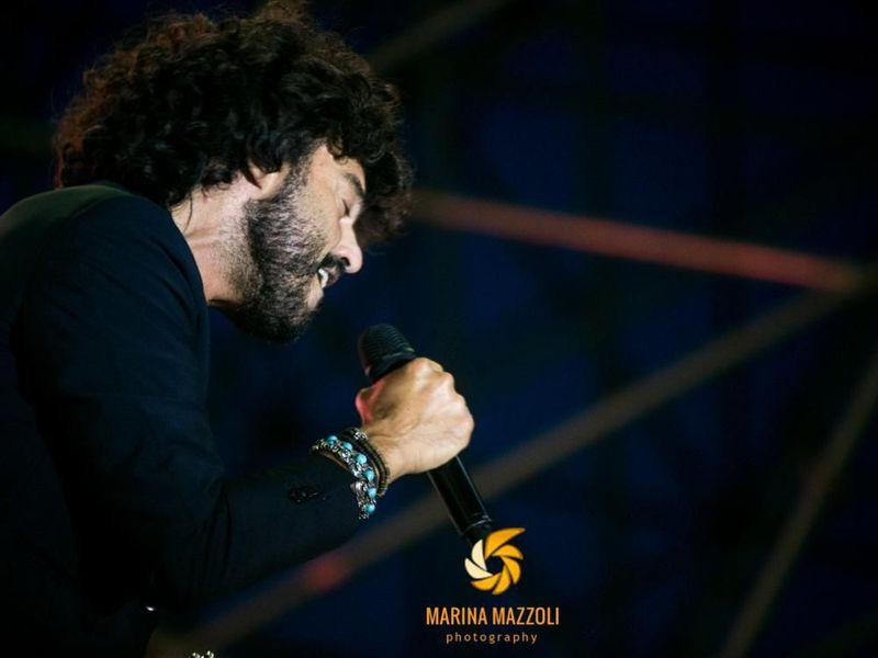 18 luglio 2017 - Arena del Mare - Genova - Francesco Renga in concerto
