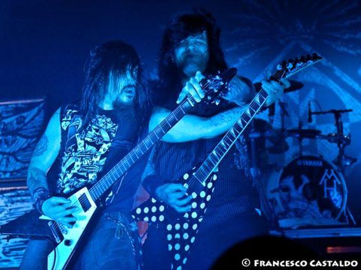 Machine Head: cacciata una coppia dal loro concerto perché stava facendo sesso in prima fila