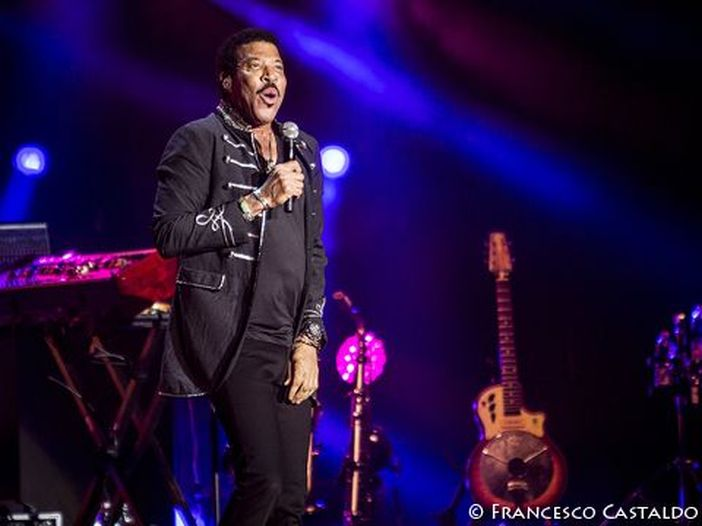 Lionel Richie, due concerti in Italia a luglio 2016