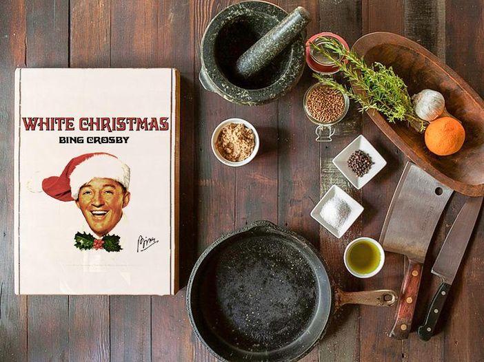 Il menu, con colonna sonora, del cenone della vigilia di Natale: le istruzioni su come prepararlo