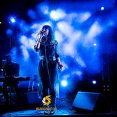 7 luglio 2021 – Giardini Luzzati - Lilith Festival - Genova – Cristina Donà in concerto