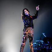 1 aprile 2017 - PalaLottomatica - Roma - Giorgia in concerto