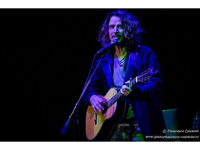 Chris Cornell, al via da ottobre le riprese del film biografico 'Black days'