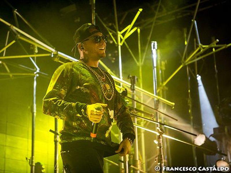 4 ottobre 2013 - Live Club - Trezzo sull'Adda (Mi) - Guè Pequeno in concerto