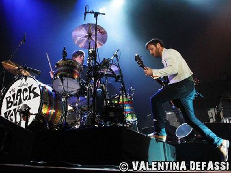Un concerto dei Black Keys, in America: il video