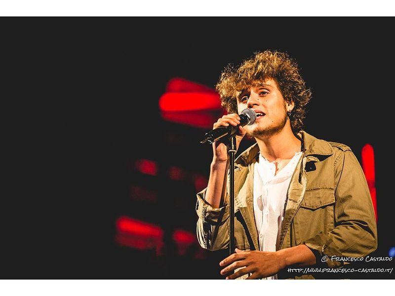 9 settembre 2016 - Carroponte - Sesto San Giovanni (Mi) - Ethan Lara in concerto