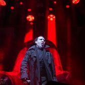 26 luglio 2017 - Castello Scaligero - Villafranca di Verona (Vr) - Marilyn Manson in concerto