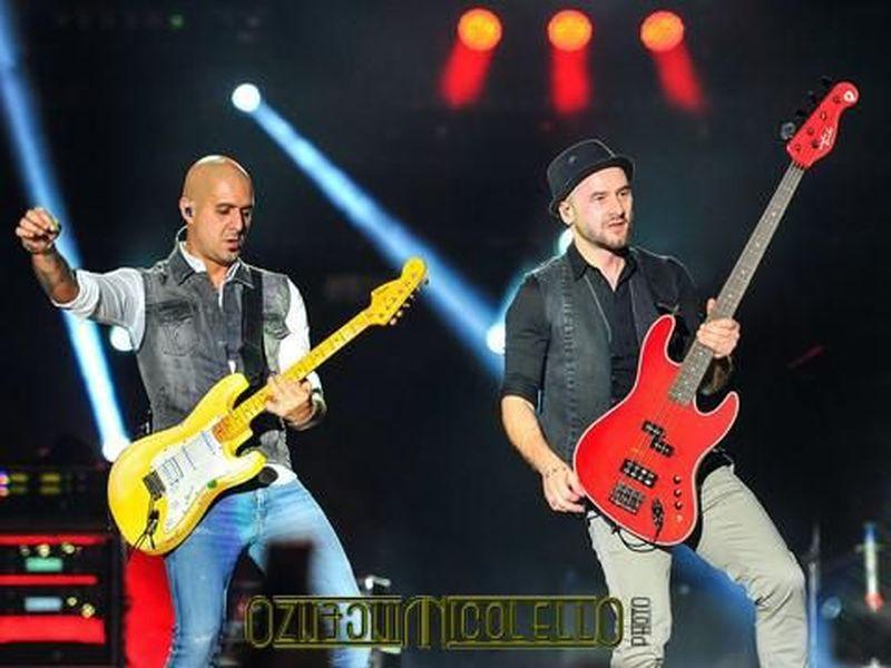 7 dicembre 2016 - PalaAlpitour - Torino - Modà in concerto