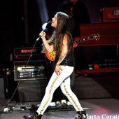 21 luglio 2012 - Auditorium Parco della Musica - Roma - Alanis Morissette in concerto