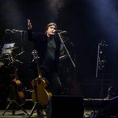 4 dicembre 2019 - Teatro Brancaccio - Roma - Cristiano De André in concerto
