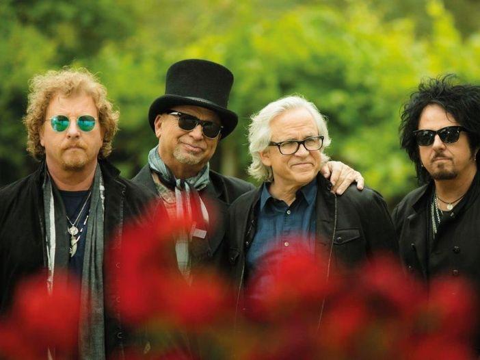 Concerti, Toto: tre date estive per il '40 Trips Around The Sun Tour'