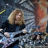 6 Luglio 2011 - Big 4 - Arena Concerti Fiera - Rho (Mi) - Megadeth in concerto