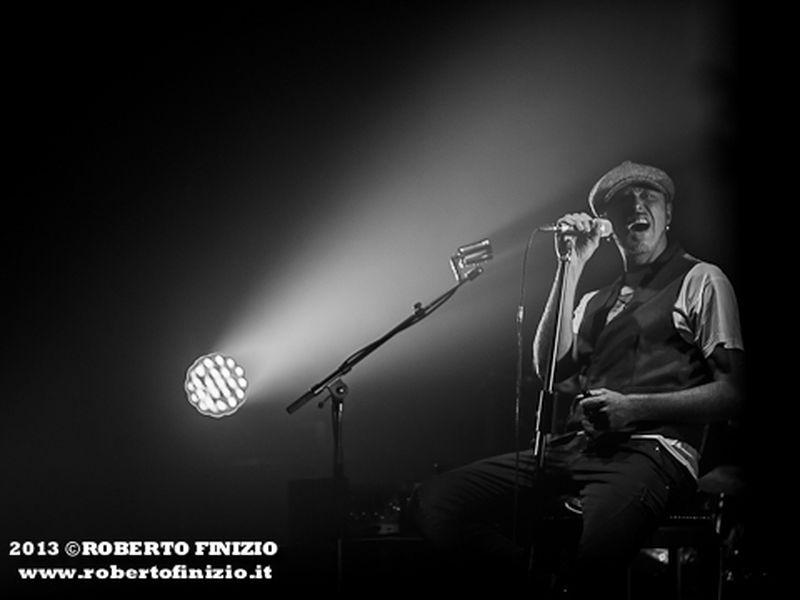 23 marzo 2013 - Teatro Galleria - Legnano (Mi) - Negrita in concerto