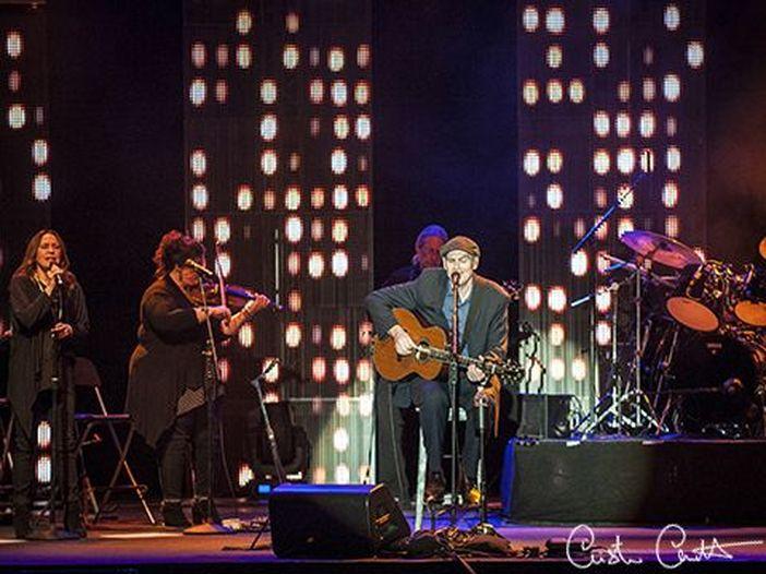 James Taylor a Milano, il report del concerto
