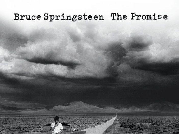 """Bruce Springsteen, il tornado e la copertina di """"The Promise"""""""