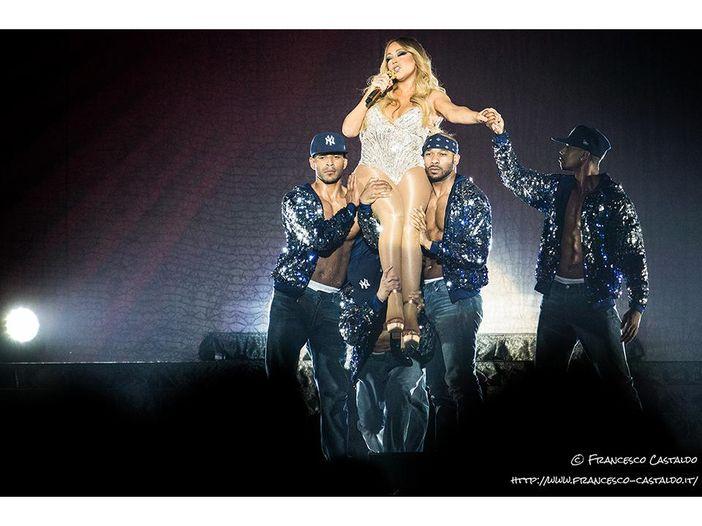 Arrestata con l'accusa di prostituzione la sorella di Mariah Carey