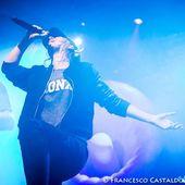6 novembre 2014 - Live Club - Trezzo sull'Adda (Mi) - Guano Apes in concerto