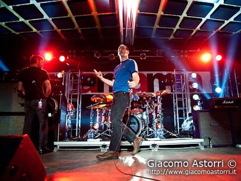 9 Agosto 2011 - Mamamia - Senigallia (An) - Bad Religion in concerto